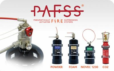 PAFSS Fire Suppression – Fast Fixed Fire Extinguishing Systems